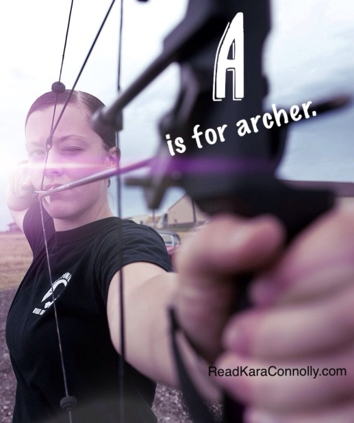A is for Archer